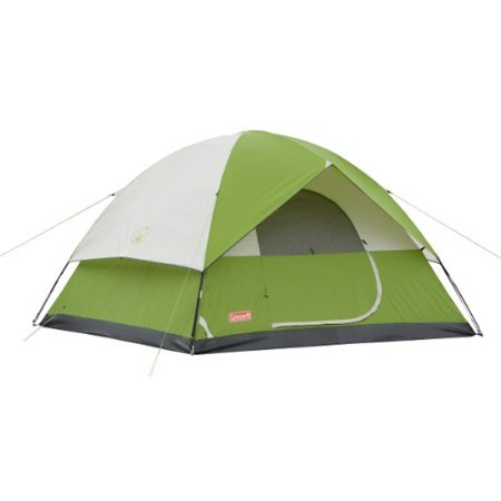 - Coleman Sundome 4-Person Dome Tent