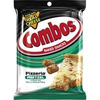 Combos, Baked Snacks Pizzeria Pretzel, 6.3Oz