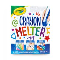 Crayola Crayon Melter, Crayon Melting Art, Craft Supplies, Gift for Kids, Ages 8, 9, 10, 11