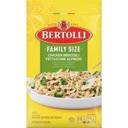 Bertolli Frozen Skillet Meals Family Size Chicken Broccoli Fettuccine Alfredo, 36 Oz