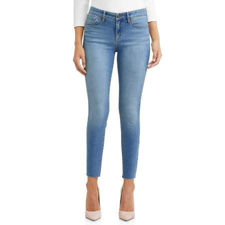 Sofía Skinny Mid Rise Soft Stretch Ankle Jean Women