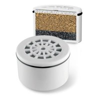 AquaSpa® Replacement Disposable 3-Stage Cartridge - for use with AquaSpa® and HotelSpa® AquaCare Series Filtered Shower Heads, Handheld Showers and Shower Filters