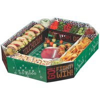 Football Snack Stadium (Each) - Party Supplies