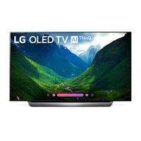 """LG 65"""" OLED 4K HDR Smart OLED TV w/AI ThinQ - OLED65C8PUA"""