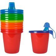 The First Years Take & Toss Hard Spout Sippy Cup - 6 pack