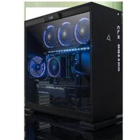 CLX Set GAMING PC AMD Ryzen Threadripper 2950X 3.5GHz (16 Cores) 32GB DDR4 6TB HDD & 960GB SSD NVIDIA RTX 2080 8GB GDDR6 MS Windows 10 64-Bit and Battlefield V + Anthem - Game Bundle