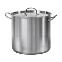 Tramontina Pro-Line 24 Qt. Stainless Steel Stock Pot
