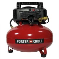 Porter-Cable C2002 6-Gallon Pancake Compressor