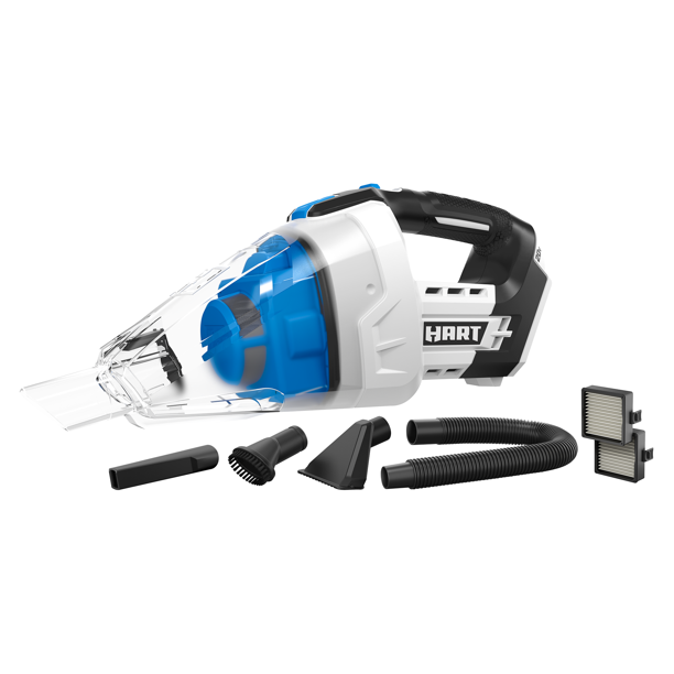Hart 20-Volt Cordless Automotive Hand Vacuums Cleaner