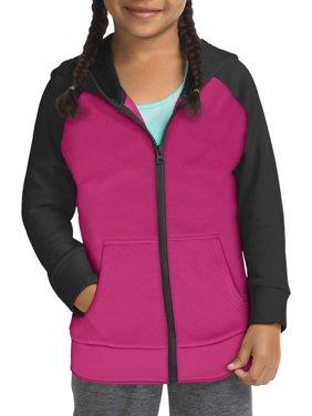 Girls' Tech Fleece Full Zip Hooded Jacket