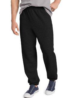 Men's EcoSmart Elastic Bottom 32 Inch Inseam Sweatpants