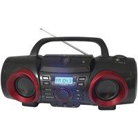 Naxa NPB-267 MP3/CD Classic Bluetooth Boom Box