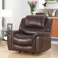 Rosa Top Grain Leather Recliner