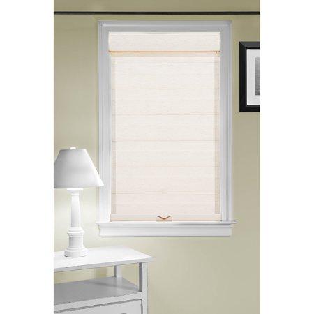 Cordless Serenity Sheer Double Layered Zebra Shade Horizontal Cordless Window Shade Blind Roller Blinds & Treatments (23x72,