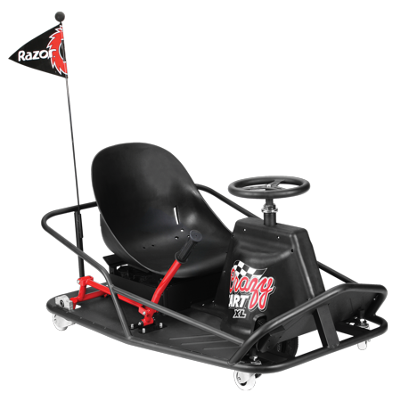 Razor Electric Powered Drifting Crazy Cart Xl Walmart Com