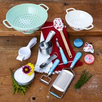 18-Piece The Pioneer Woman Spring & Frontier Complete Cooking Set