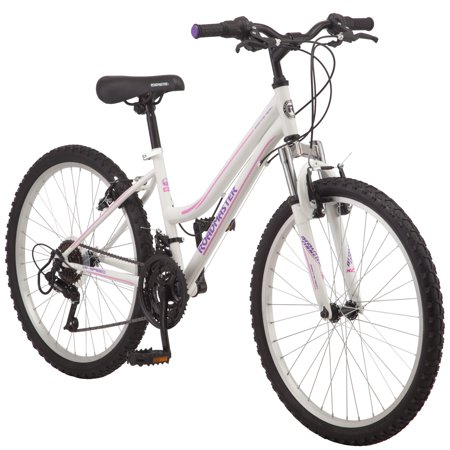 Roadmaster Granite Peak Girls Mountain Bike, 24