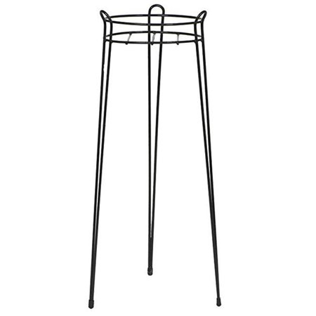CobraCo S1030-B 30 in. Basic Plant Stand - (Porcelain Elephant Plant Stand)