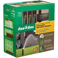 Rain Bird Underground Irrigation Automatic Sprinkler System Kit, 32ETI
