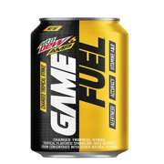 Mtn Dew Amp Game Fuel Charged Tropical Strike, 16 fl oz