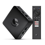 Jetstream 4K Ultra HD Android TV Box with Voice Search Remote