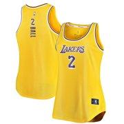 Lonzo Ball Los Angeles Lakers Fanatics Branded Women s Fast Break Tank  Jersey - Icon Edition - 27a512666