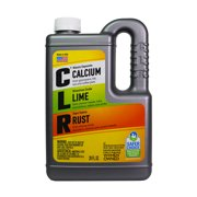 CLR Calcium, Lime & Rust Remover, Biodegradable, 28 Oz Bottle