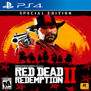 Red Dead Redemption 2 Special Edition, Rockstar Games, PlayStation 4, 710425570438
