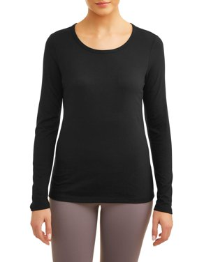 Women's Core Active Crewneck Long Sleeve T-Shirt