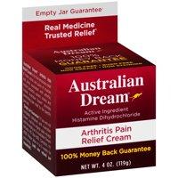 Australian Dream® Arthritis Pain Relief Cream 4 oz. Box