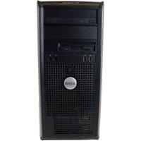 Refurbished Dell 745 TWR Desktop PC with Intel Core 2 Duo E4300 Processor 4GB Memory 250GB Hard Drive and Windows 10 Home