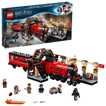 LEGO Harry Potter TM Hogwarts Express 75955 Building Set (801 Pieces) - Lego Banner