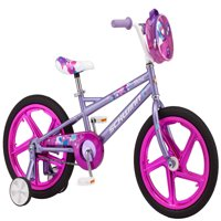 "18"" Schwinn Shine Girl's Bike, Purple"