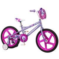 """18"""" Schwinn Shine Girl's Bike, Purple"""