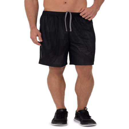 Men's Bigs Athletic Works Active Performance Grid Mesh Short