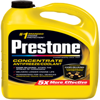 Prestone Extended Life Antifreeze/Coolant, 1 Gallon