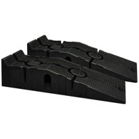 RhinoGear 11909ABMI RhinoRamps Vehicle Ramp - Pair (12,000lb. GVW Capacity)