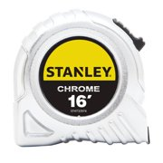 STANLEY STHT33974 16-Foot Chrome Tape Measure