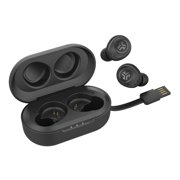 JLab Audio JBuds Air True Wireless Signature Bluetooth Earbuds + Charging Case - IP55 Sweat Resistance - Class 1 Bluetooth 4.2 Connection - 3 EQ Sound Settings: JLab Signature, Balanced, Bass Boost