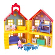 Peppa Pig Peppa's Deluxe House Play Set