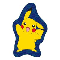 Pokemon Pikachu Kids Shaped Beach Towel