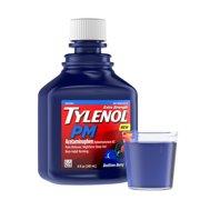Tylenol PM Extra Strength Liquid Pain Reliever and Sleep Aid, 8 fl. Oz