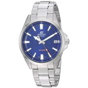 3fb8f30ff3e3 Casio Men s Edifice Quartz Watch with Stainless-Steel Strap
