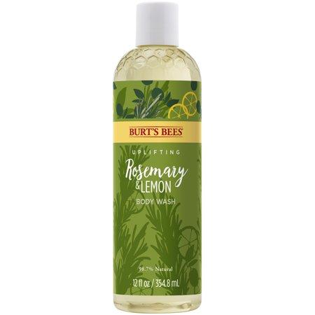 Burt's Bees Body Wash with Rosemary & Lemon - 12 oz