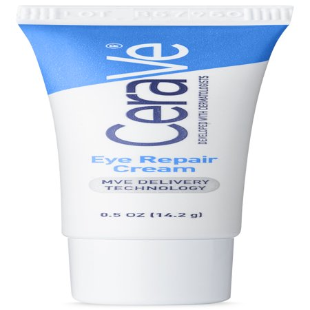CeraVe Eye Repair Cream for Dark Circles and Puffiness, .5 oz ()