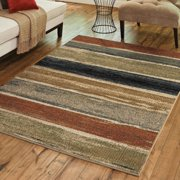 Better Homes and Gardens Weathered Stripes Area Rug and Runner