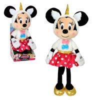 Deals on Disney Junior Minnie Mouse Unicorn 16-Inch Plush