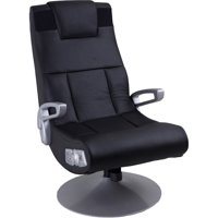 X Rocker Pedestal 2.1 Wireless Gaming Chair Rocker, Black, 51274