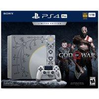 Sony PlayStation 4 Pro 1TB God of War Bundle, CUH-7115B