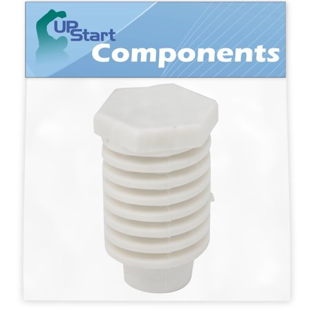 49621 Leveling Foot Replacement for KitchenAid KGYE664WAL1 Dryer - Compatible with 49621 Dryer Leveling Leg Foot - UpStart Components Brand